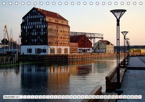 Magisches Memel - Litauens Tor zur Welt (Tischkalender 2017 DIN