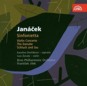 Sinfonietta/Violinkonzert