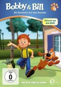 (1)DVD z.TV-Serie-Die Geschichte Mit Dem Knochen