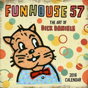 Funhouse57 2016 Wall Calendar