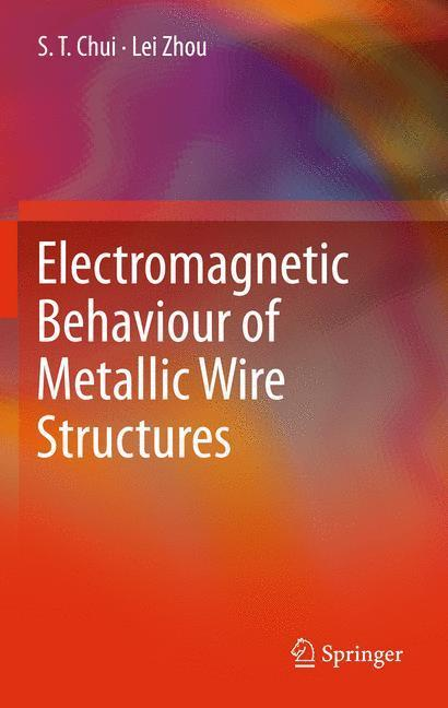 Electromagnetic Behaviour of Metallic Wire Structures - zum Schließen ins Bild klicken