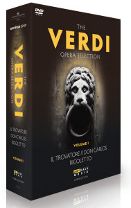 Verdi Opera Selection Vol. I - Box Set