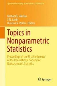 Topics in Nonparametric Statistics