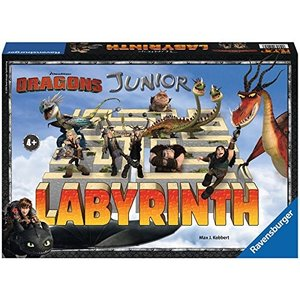 Dragons Junior Labyrinth Lustige Kinderspiele
