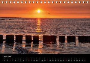 Meine Ostsee (Tischkalender 2016 DIN A5 quer)