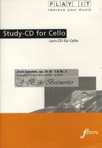 Zwei Sonaten op. 26 Nr. 1 + 2