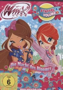 Winx Club Staffel 6 (Volume 1)