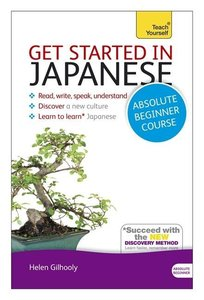 Get Started In Japanese Book/CD Pack: Teach Yourself