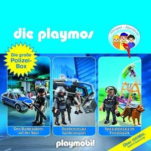 Die Playmos - Polizisten-Box