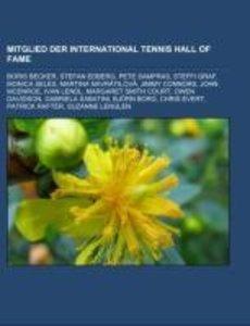 Mitglied der International Tennis Hall of Fame