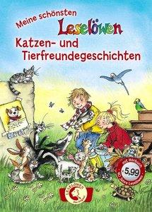 Leselöwen - Das Original: Meine schönsten Leselöwen-Katzen- und