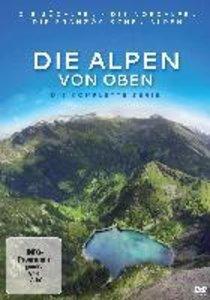 Die Alpen von oben - Die komplette Serie