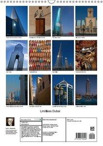 Limitless Dubai (Wall Calendar 2016 DIN A3 Portrait)