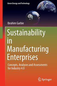 Sustainability in Manufacturing Enterprises