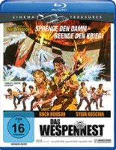 Das Wespennest-Cinema Treasures-Blu-ray Disc