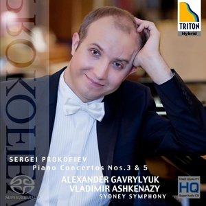 Sergei Prokofiev,Klavierkonzerte 3 & 5