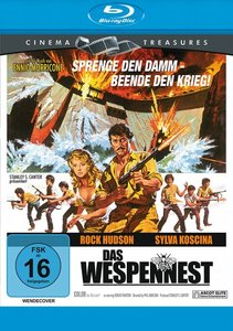 Das Wespennest-Cinema Treasures-Blu-ray Disc