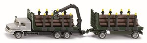 Siku 1804 - Holz-Transport-LKW