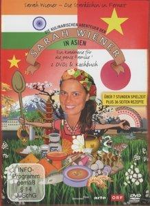 Sarah Wiener in Asien