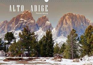 Herzog, T: ALTO ADIGE (Wandkalender 2015 DIN A3 quer)