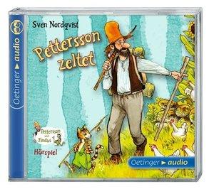 Pettersson zeltet (CD)