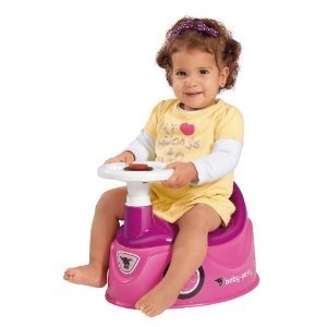 BIG 800056802 - baby-potty girl, Töpfchen