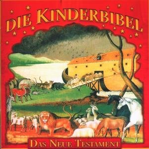 Hörbuch Kinderbibel-NeuesTestament