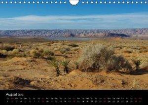 WILD WILD WEST / UK-Version (Wall Calendar 2015 DIN A4 Landscape