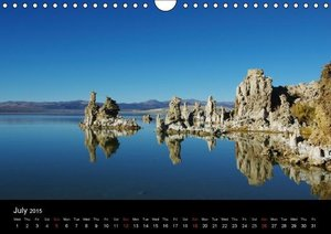 WILD WILD WEST / UK-Version (Wall Calendar 2015 DIN A4 Landscape