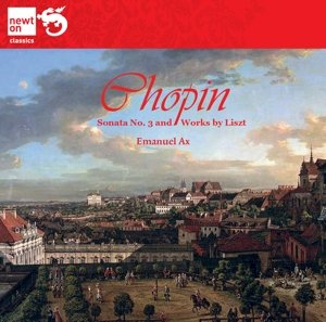 Chopin: Sonata 3 and Works by Liszt