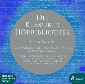 Die Klassiker Hörbibliothek Silber-Edition
