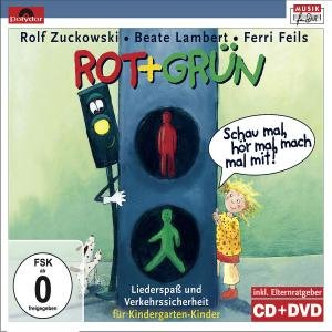 Rot + Grün - Schau mal, hör mal, mach mal mit! CD + DVD