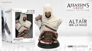 Assassins Creed - Altaïr Ibn-LaAhad Büste - Legacy Collection (U