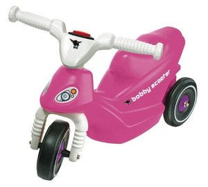 Big 56813 - Bobby Scooter in Rosa