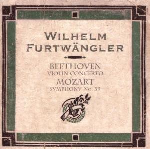 Violinkonzert/Sinfonie 39
