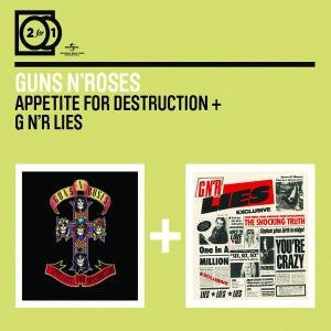 2 For 1: Appetite For Destruction/G N'r Lies