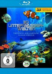 3D Unterwasserwelten-Tropen-Aquarium Hagenbeck (BD