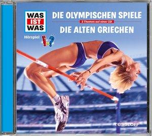 Was ist was Hörspiel-CD: Die Olympischen Spiele/ Die alten Griec