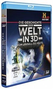 Die Geschichte der Welt-Vom Urknall Bis Heute (3D)
