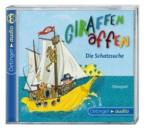 Giraffenaffen - Die Schatzsuche (CD)