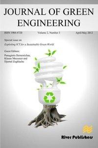 JOURNAL OF GREEN ENGINEERING Vol. 2 No. 3