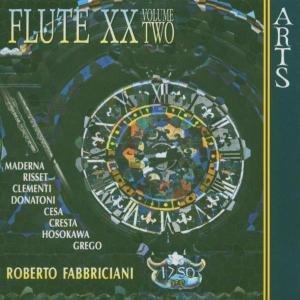 Flute XXTH Century Vol.2