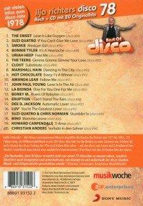disco 78-disco mit Ilja Richter-Buch+CD