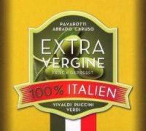 100% Italien Extra Vergine