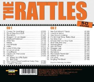 50 Jahre The Rattles