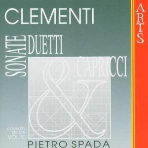 Sonate,Duetti & Capricci 10
