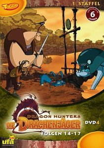 Drachenjäger DVD 4,St.1,Flg 14-17
