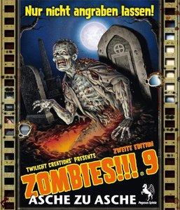 Zombies!!! 9:Asche zu Asche 2E