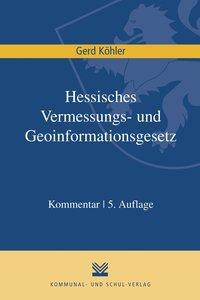 Hessisches Vermessungs- und Geoinformationsgesetz