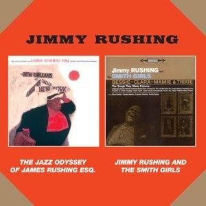 The Jazz Odyssey Of James Rushing ESQ+Jimmy Rush